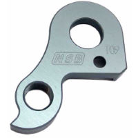 North Shore Billet derailleurhanger (Kona 12 x 142 mm)