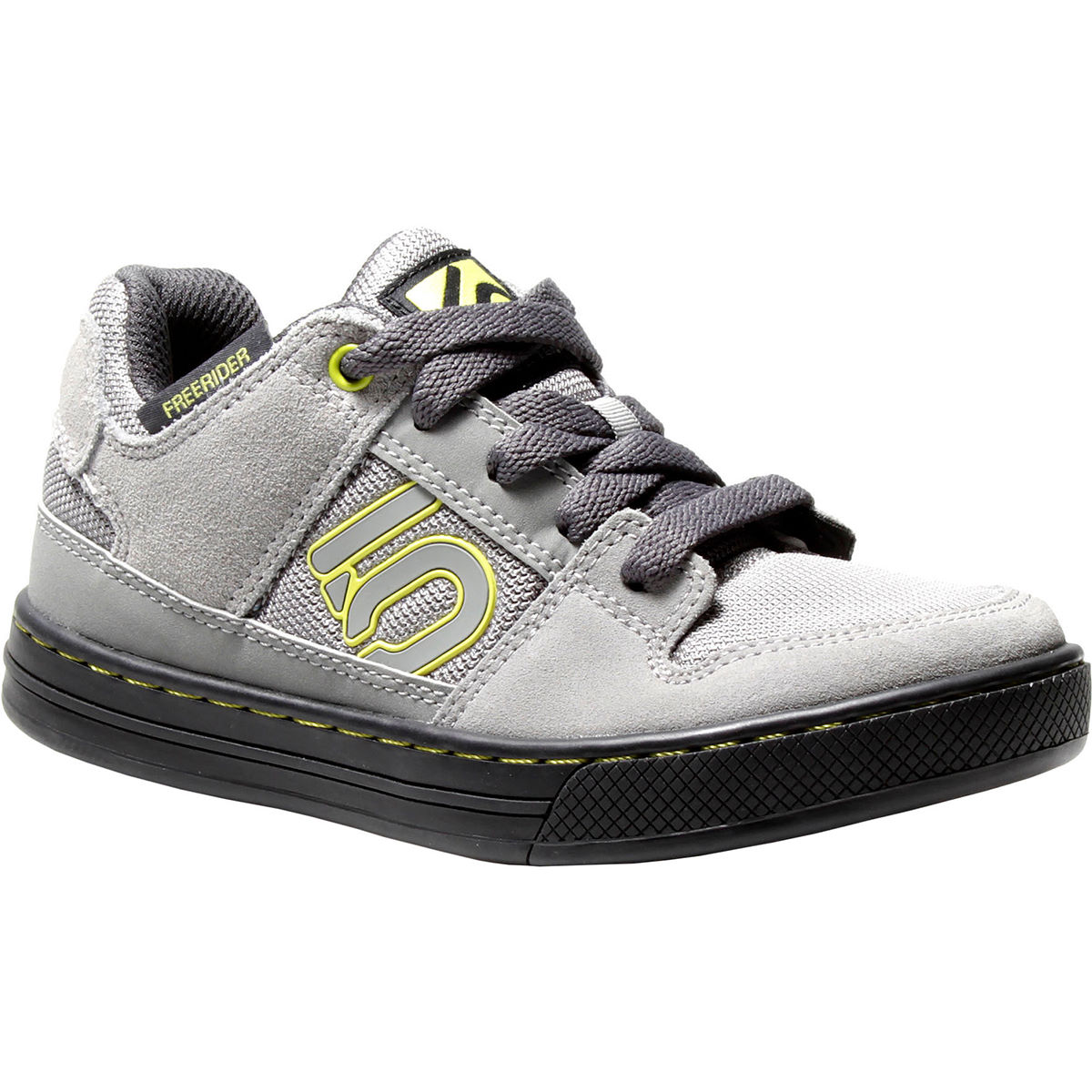 Chaussures VTT Enfant Five Ten Freerider - EU 29 Lime Punch - Grey