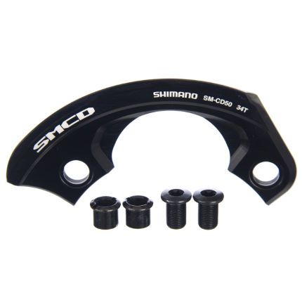 Shimano Saint CD50 Chain Guard - Without Guide