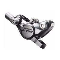 Shimano XTR M9000 Race Disc Brake Caliper