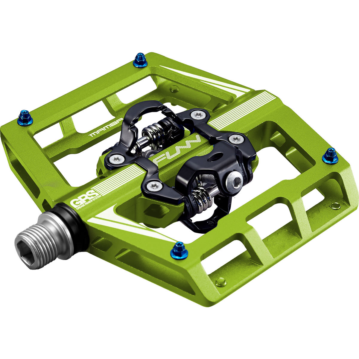Funn Mamba Two Side Clip MTB Pedals - Pedales automáticos