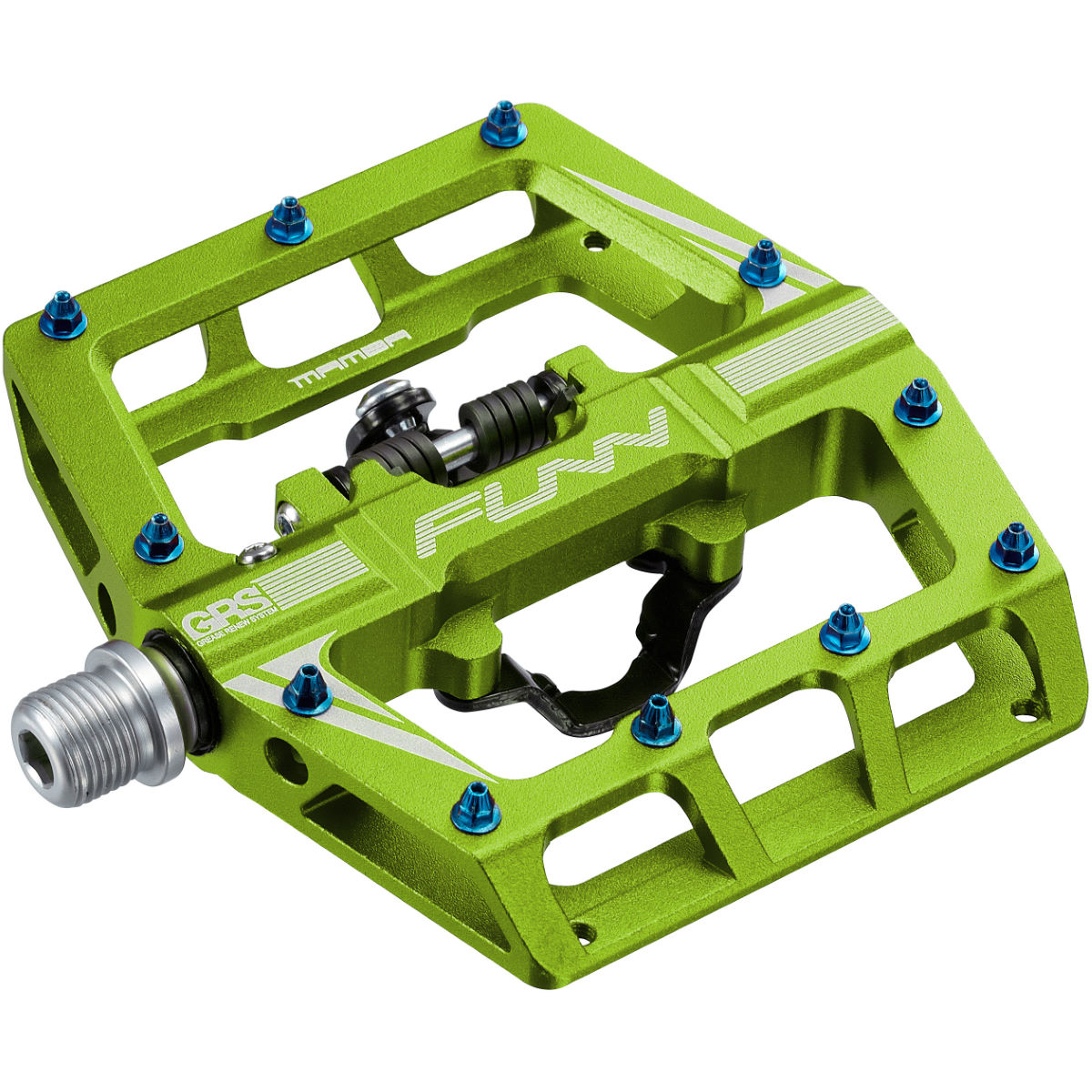 Funn Mamba One Side Clip MTB Pedals - Pedales automáticos