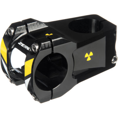 Nukeproof Potencia de MTB Nukeproof Zero - Potencias Black - Yellow 50mm 31.8mm  1.1/8""