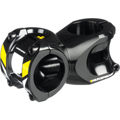 Nukeproof Potencia de MTB Nukeproof Warhead - Potencias Black - Yellow 60mm 31.8mm  1.1/8""