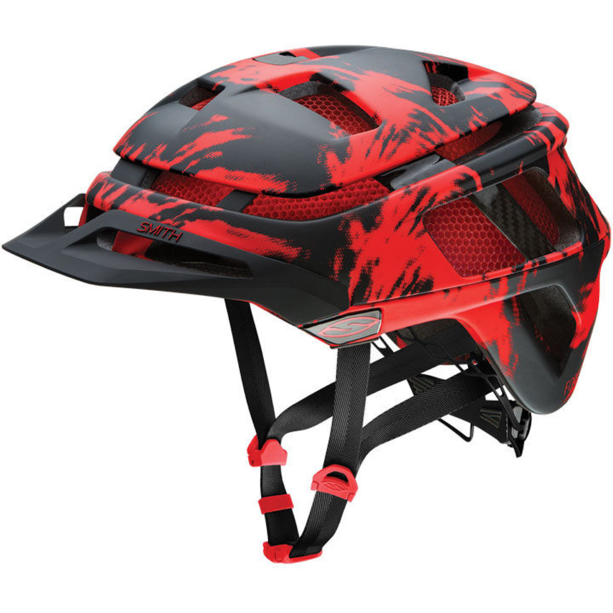 Casque Smith Forefront - S 51-55cm Fire Insomniac Casques VTT