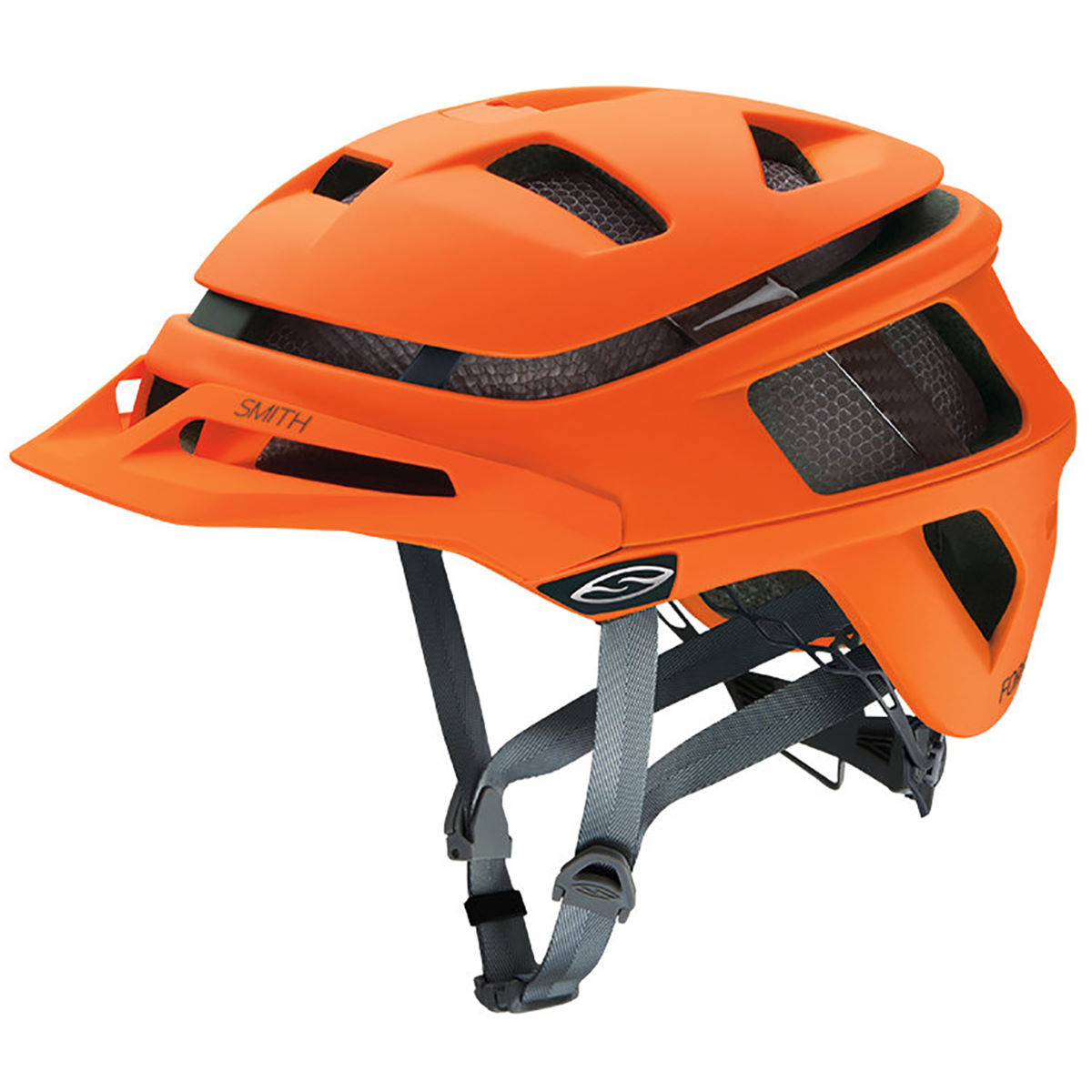 Casque Smith Forefront - S 51-55cm Neon Orange Casques VTT