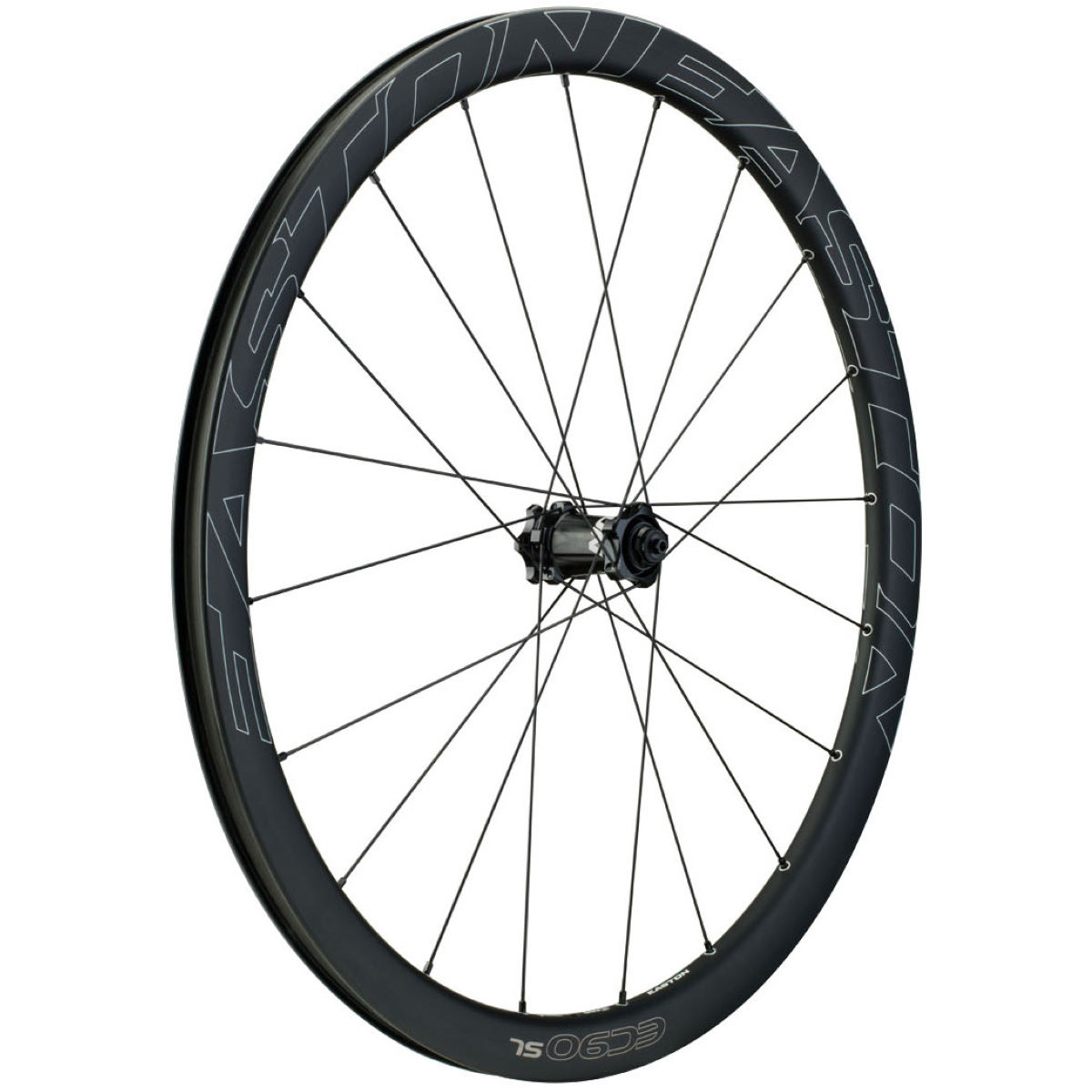 Easton EC90 SL Disc Front Road Wheel - Tubular - Ruedas delanteras