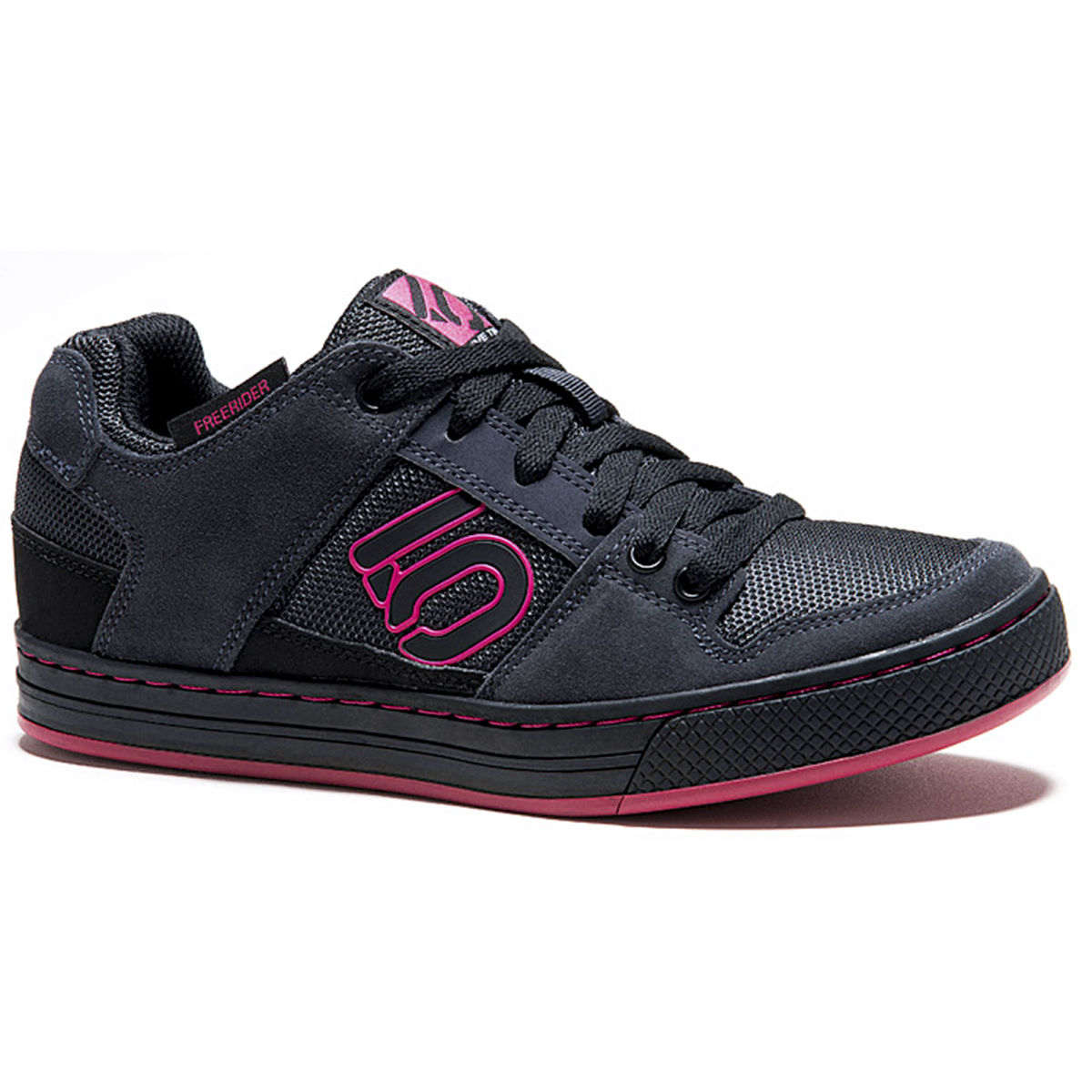 Chaussures VTT Femme Five Ten Freerider - EU 41.5 Black - Berry
