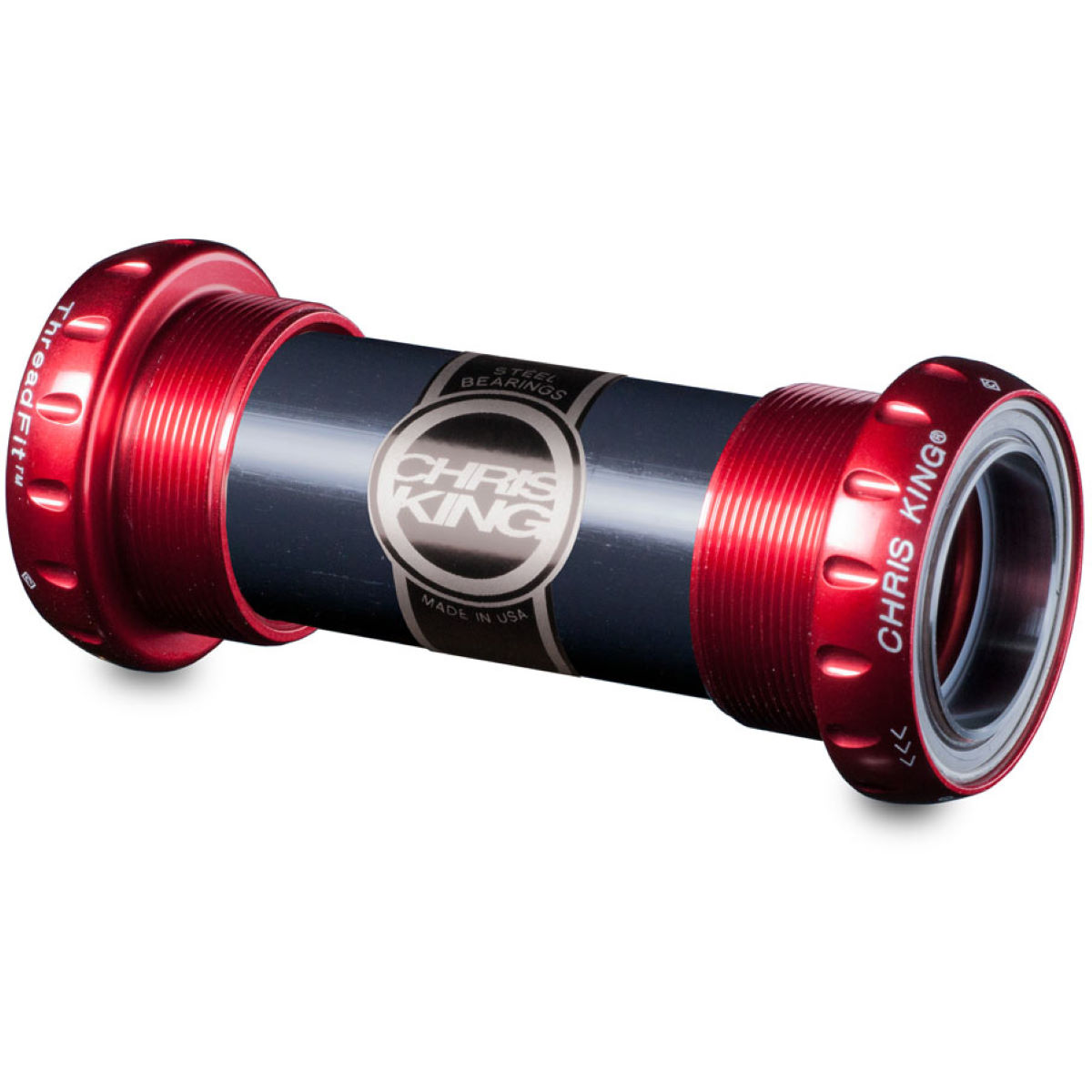 Chris King Threadfit 24mm Bottom Bracket - Pedalieres