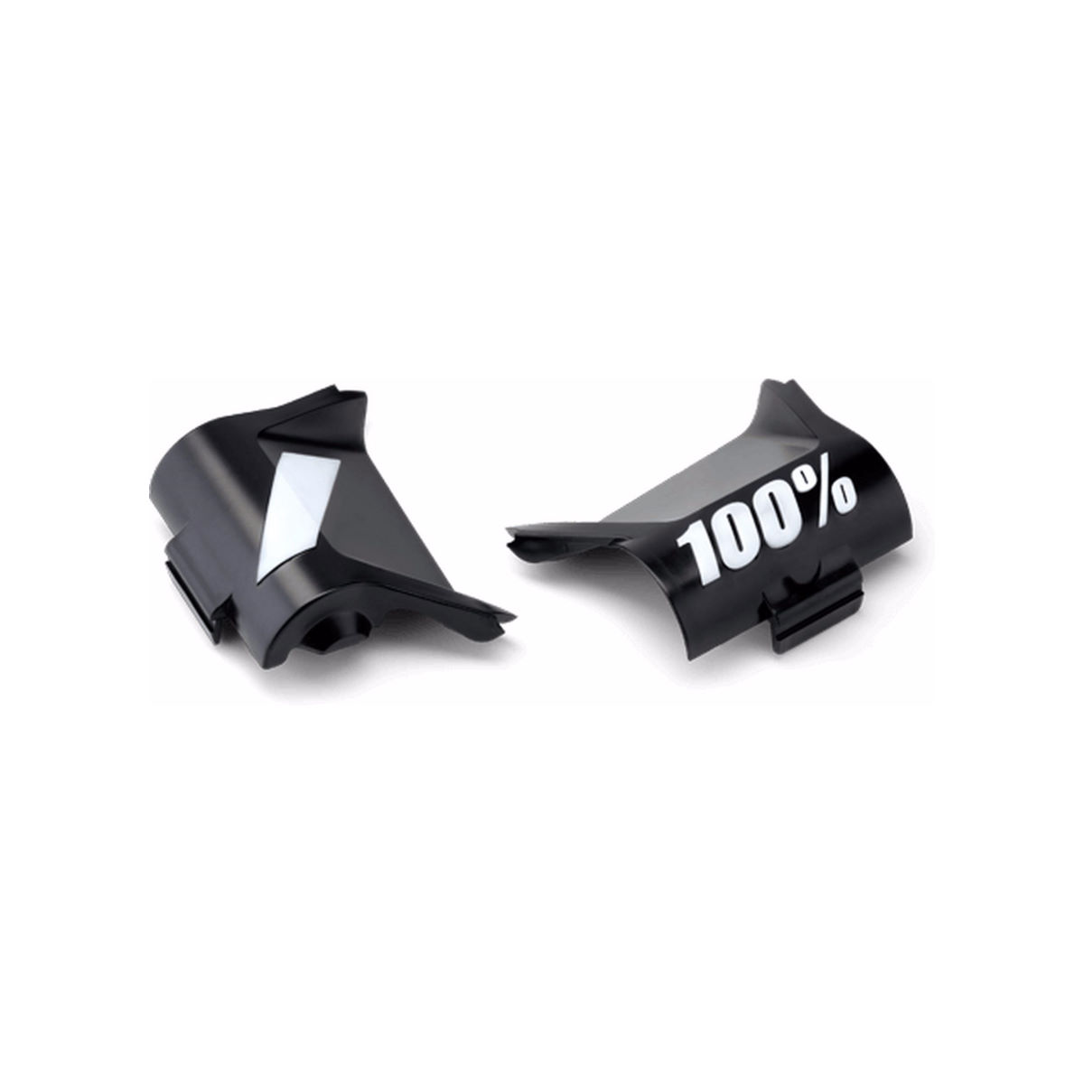 100% Forecast Replacement Canister Cover Kit - Gafas de sol