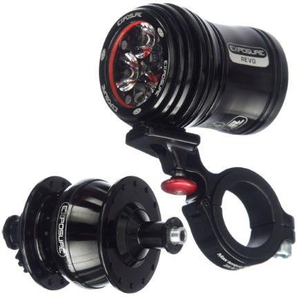 Picture of Exposure Revo Pack Dynamo Front Light 28 Spoke