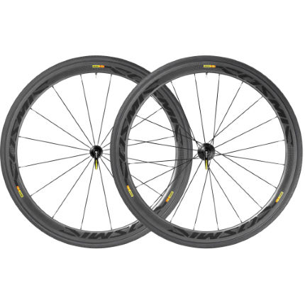Mavic Cosmic Carbone 40 Tubular Road Wheelset