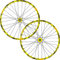 picture of Mavic Deemax Ultimate MTB Wheelset