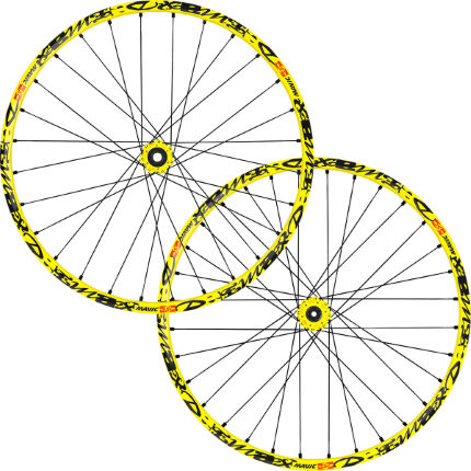 Mavic Deemax Ultimate MTB Wheelset