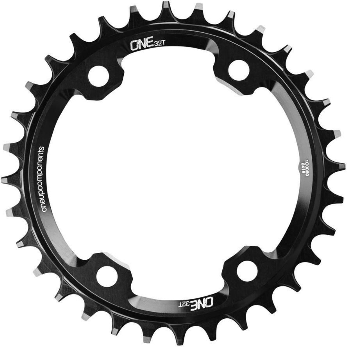 OneUp Components Narrow Wide XT M8000 Single Chainring - Platos