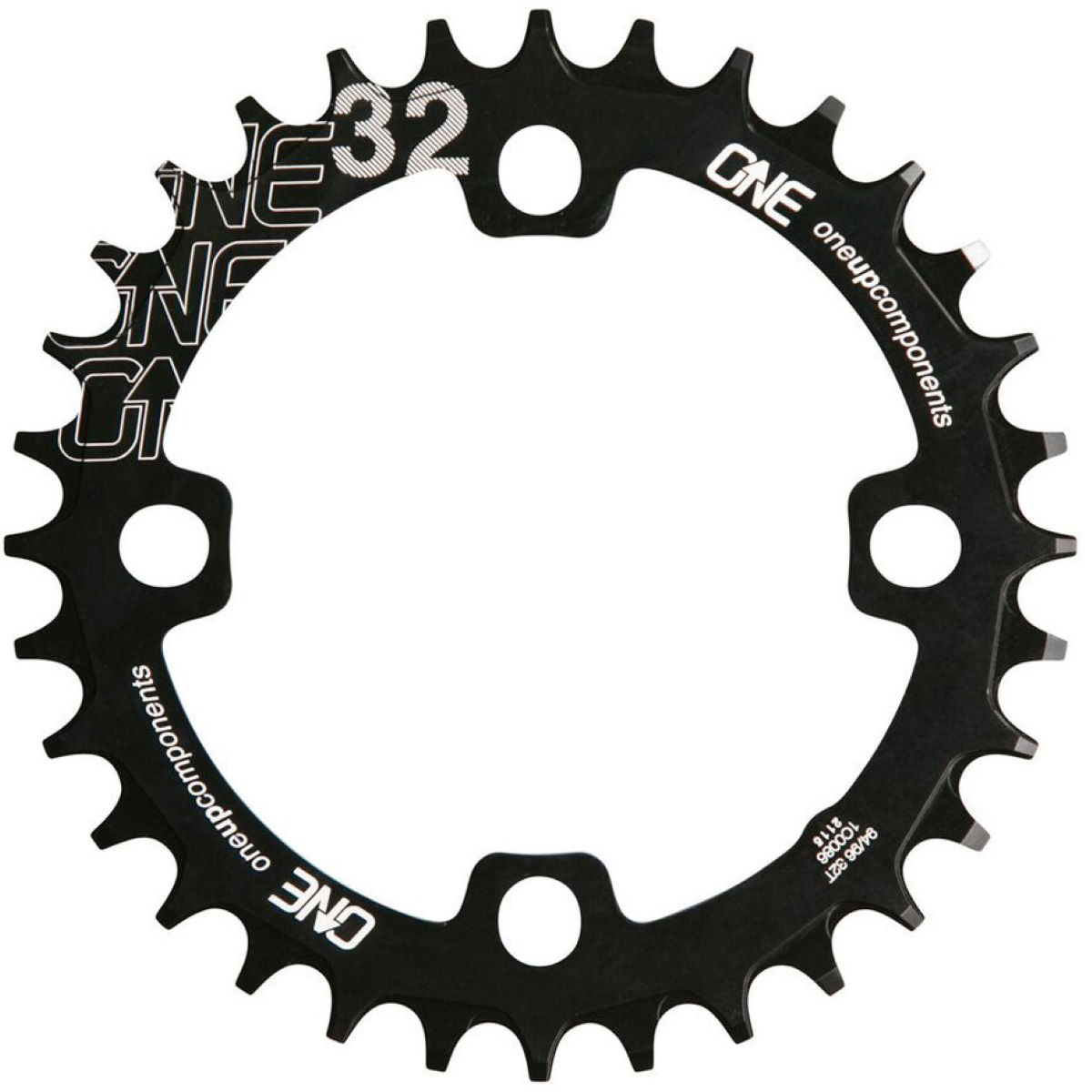 OneUp Components Narrow Wide Single Chainring - Platos