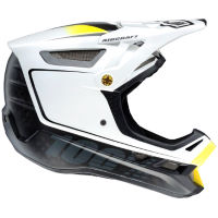 100% Aircraft DH helm (BiTurbo White)