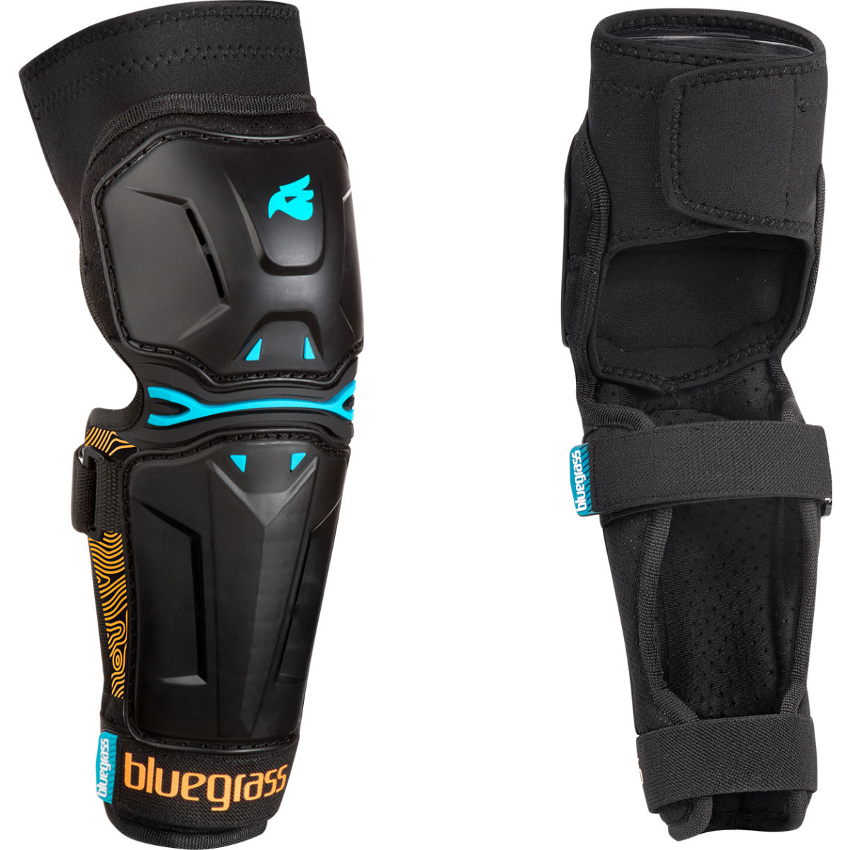Bluegrass Big Horn Junior Elbow Guards - Coderas