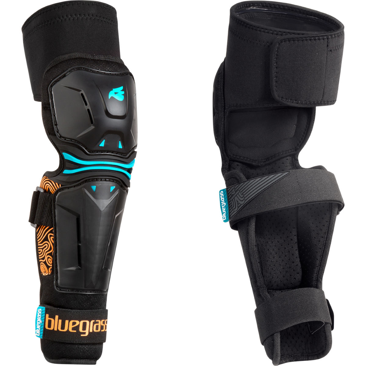 Bluegrass Big Horn Junior Knee/Shin Guards - Rodilleras