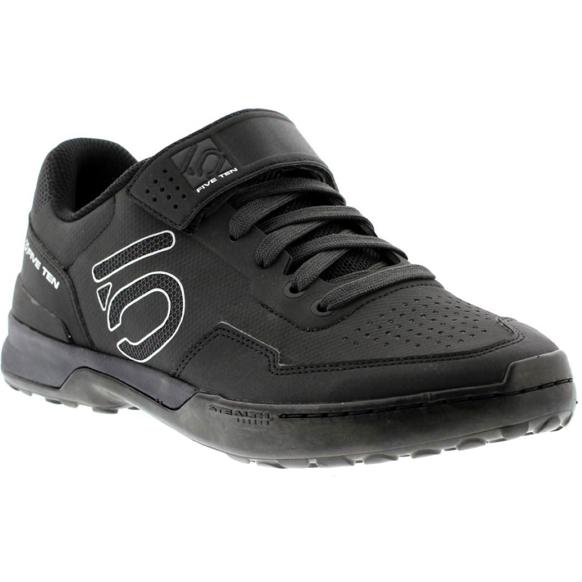 Chaussures VTT Five Ten Kestrel Lace SPD - EU 39.5 Carbon Black