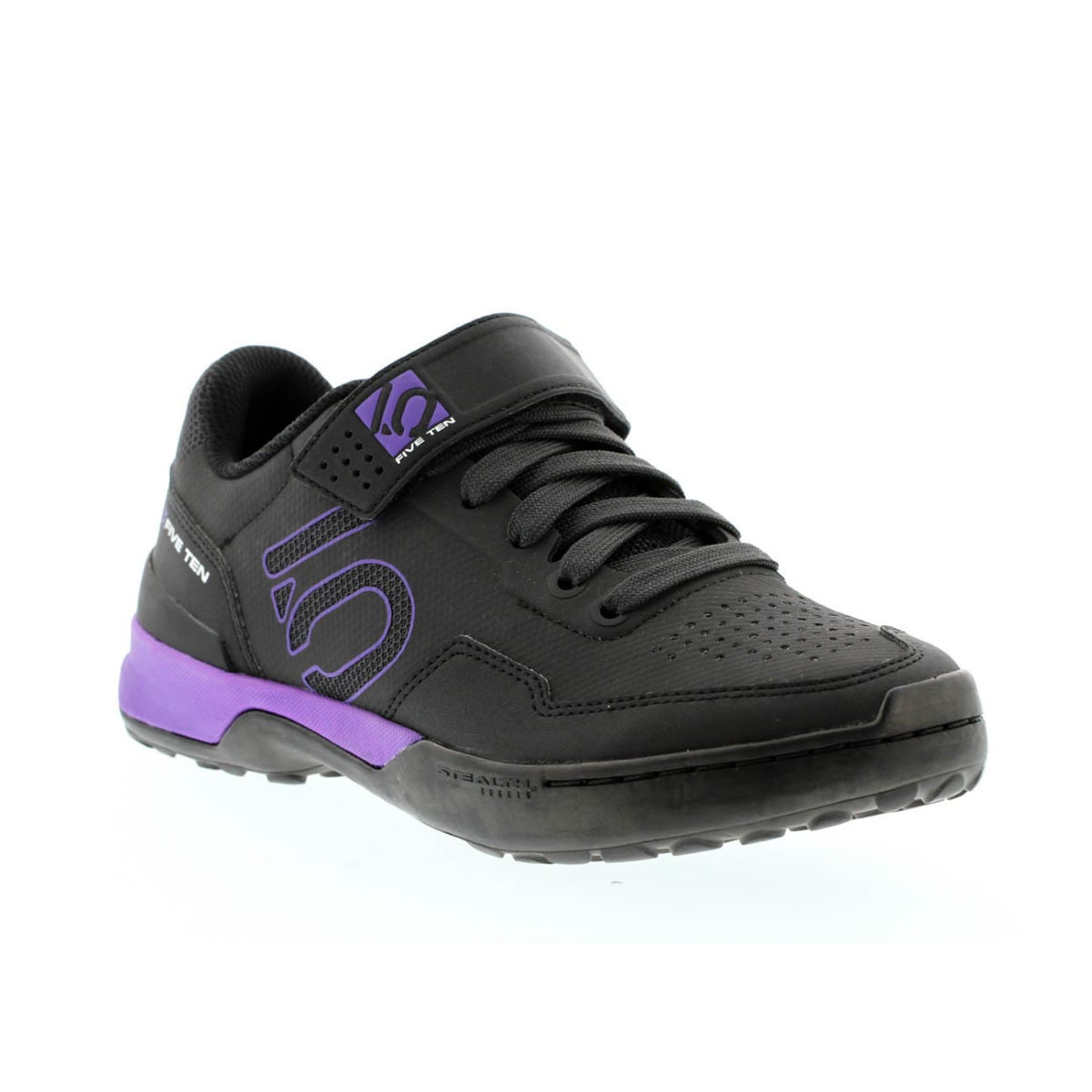 Chaussures VTT Femme Five Ten Kestrel Lace SPD - EU 38 Black/Purple