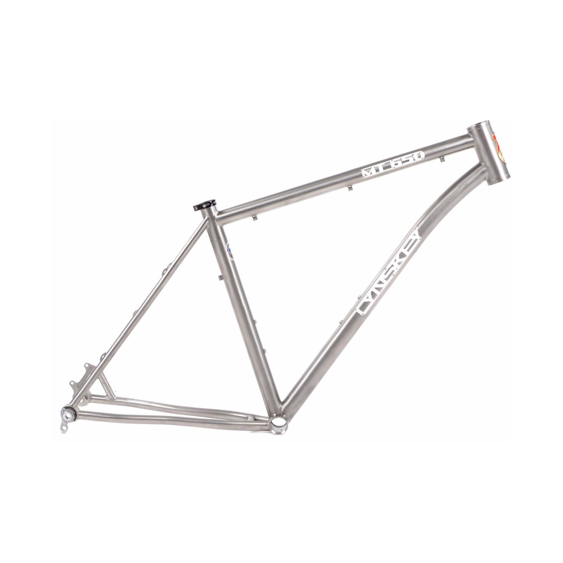 First metal 3D printed bicycle frame manufactured by