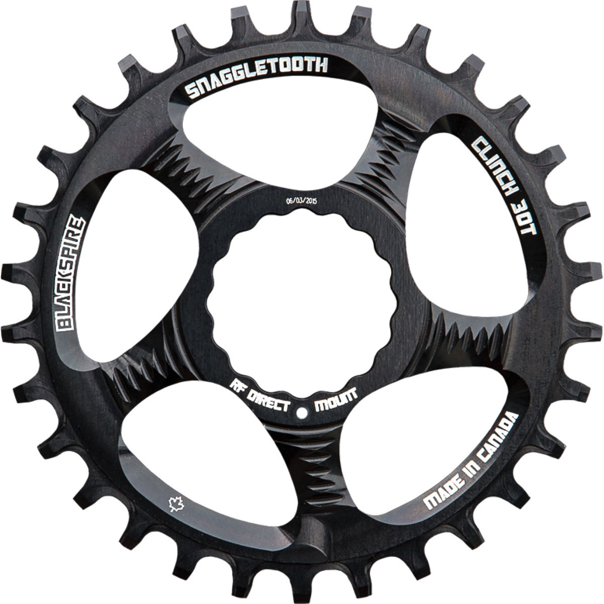 Blackspire Snaggletooth Cinch Chainring - Platos