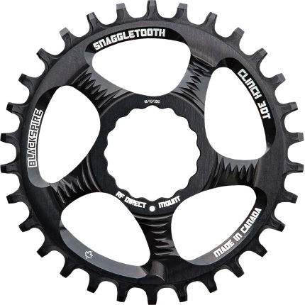 Blackspire Snaggletooth Cinch Chainring
