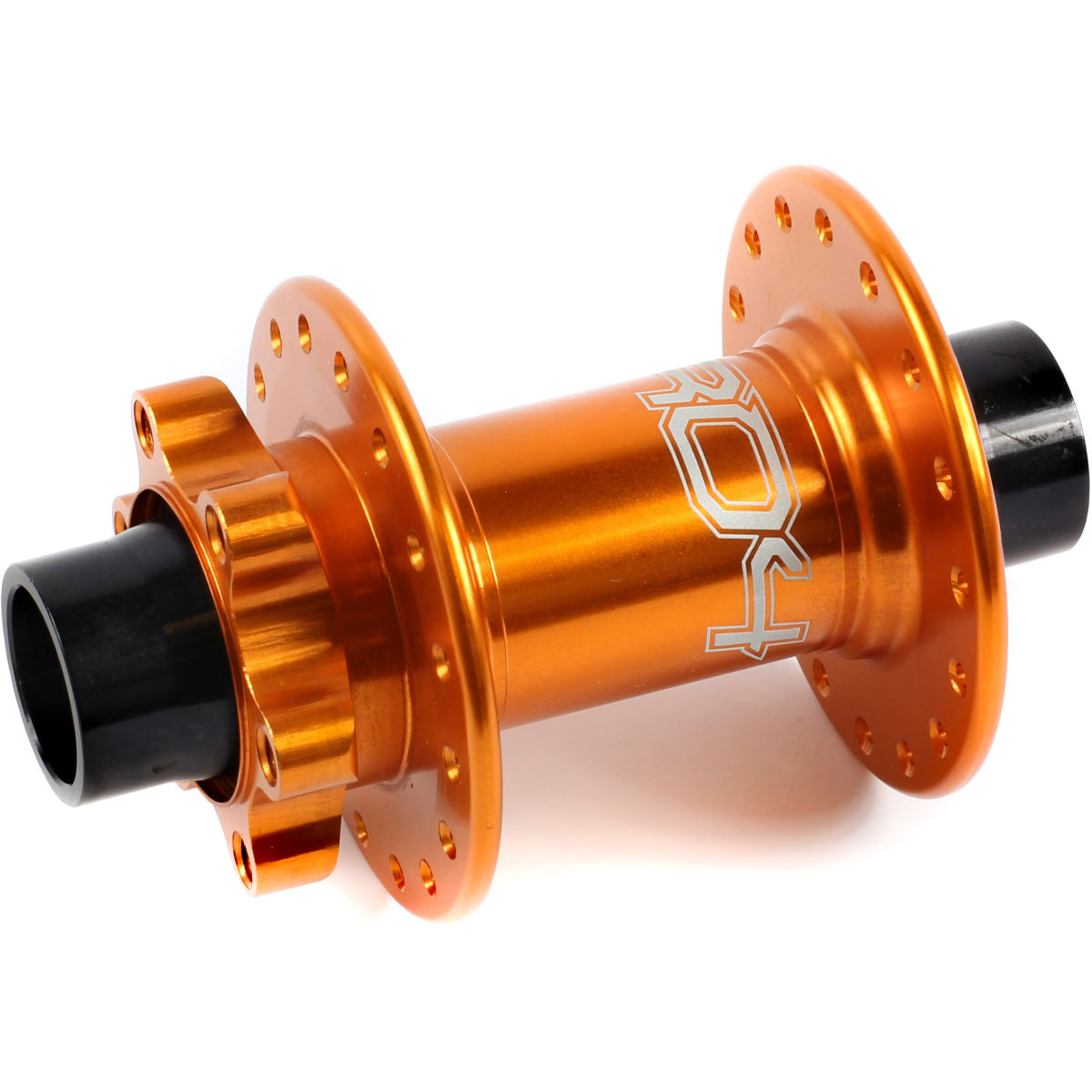 Moyeu avant VTT Hope Pro 4 (axe 20 mm) - 36h - 20mm Axle Orange