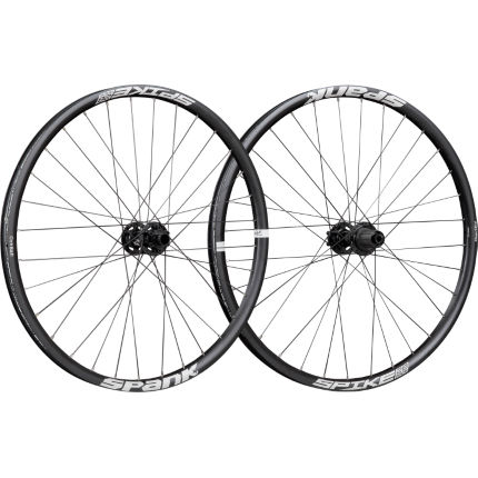 Spank Spike Race 28 Bead Bite DH MTB Wheelset