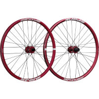 picture of Spank Spike Race 28 Bead Bite DH MTB Wheelset