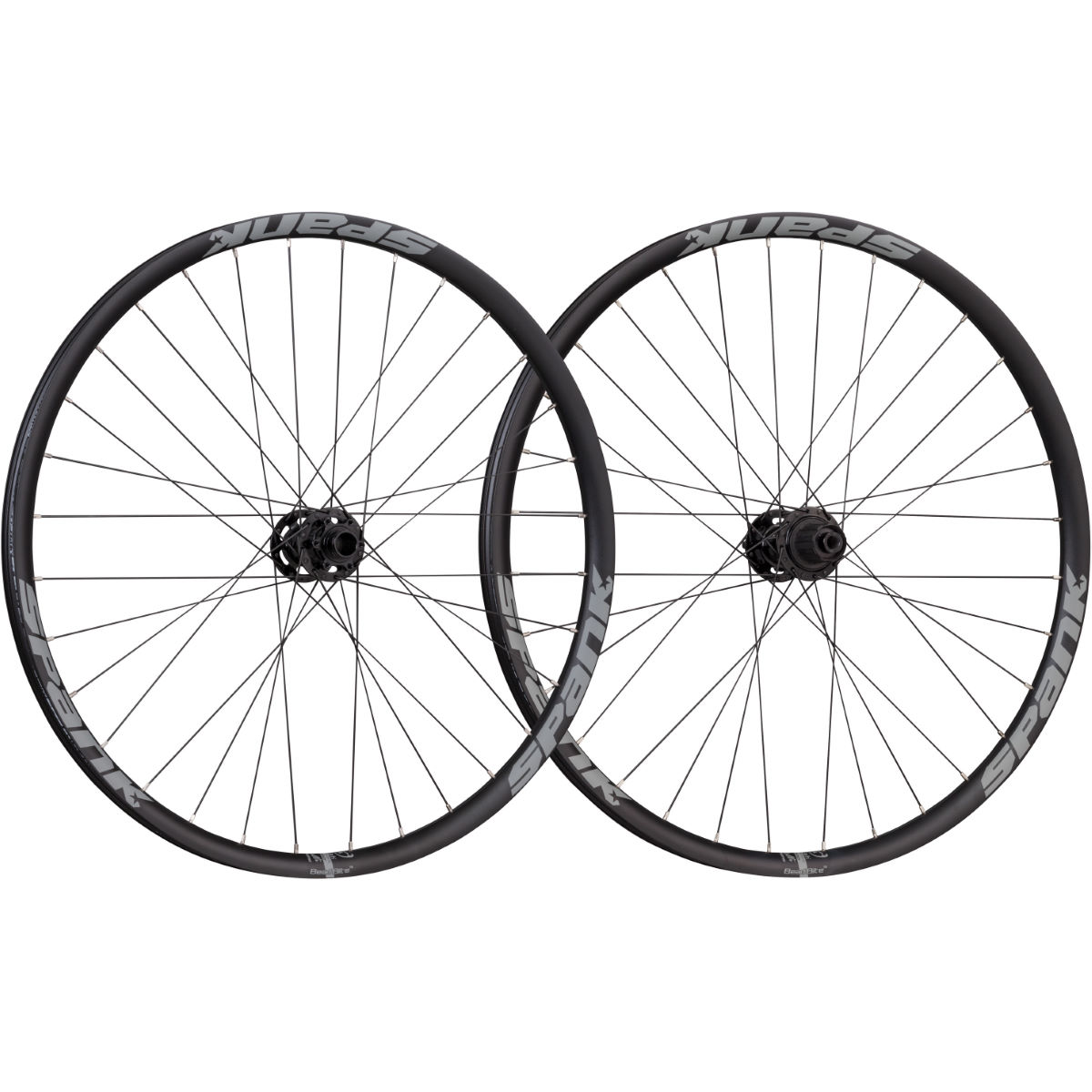 Paire de roues VTT Spank Spike Race 33 Bead Bite - 27.5'' XD Freehub