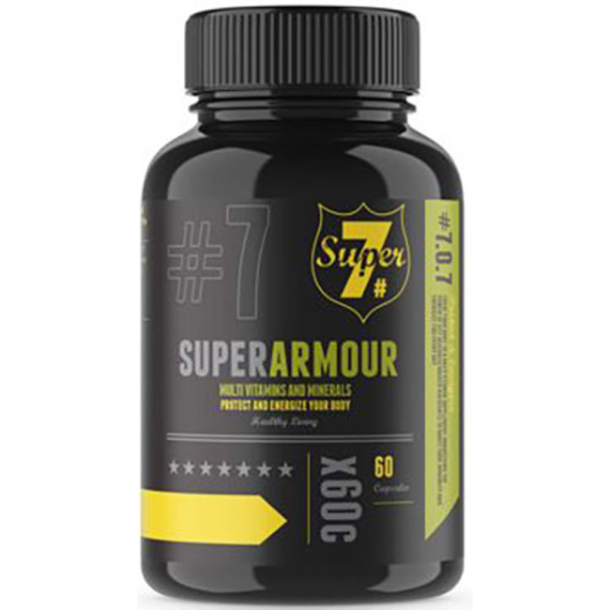 Bio-Synergy Super7 Super Armour Multivitamin - Multivitaminas