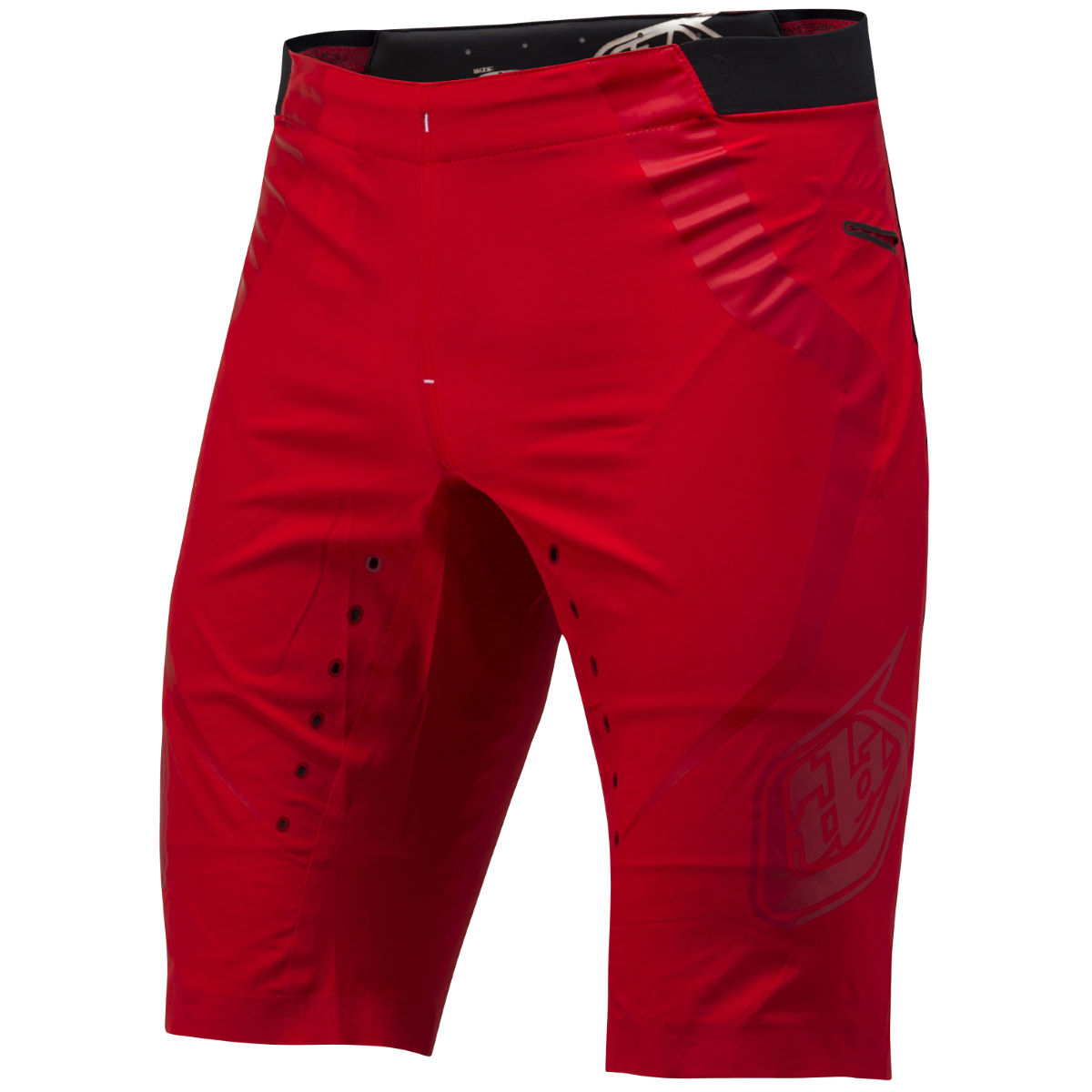 Short Troy Lee Designs Ace - 38'' Rouge Shorts amples