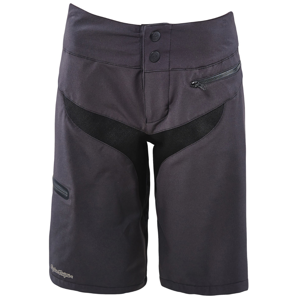 Short Femme Troy Lee Designs Skyline - S Noir Shorts amples