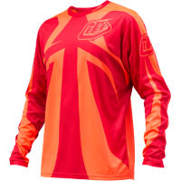 Troy Lee Designs Sprint Reflex Radtrikot Kinder