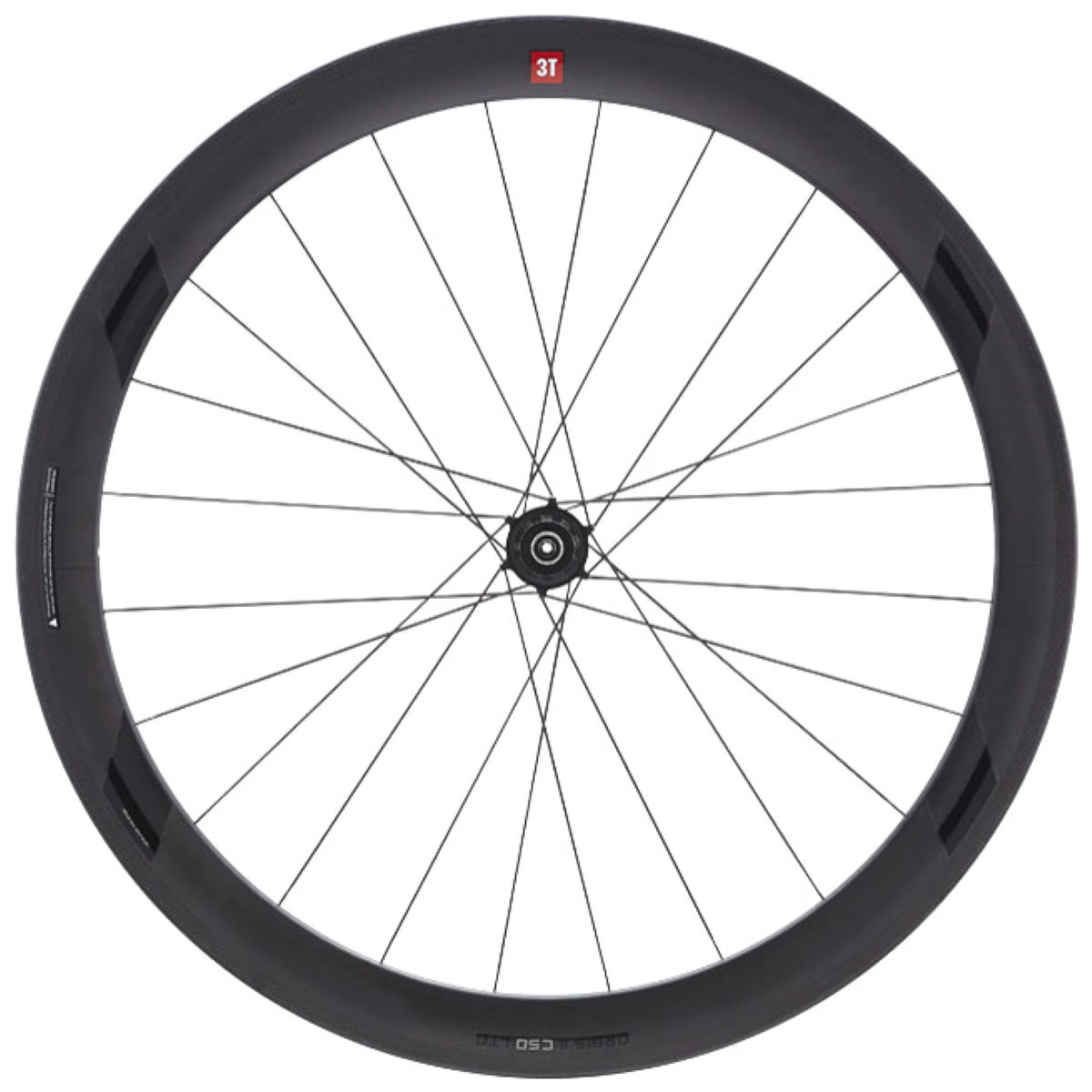 3T Orbis II C50 LTD Stealth Rear Wheel - Ruedas traseras