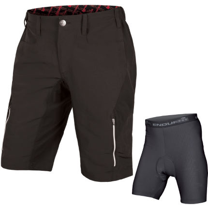 Endura SingleTrack III Shorts- with Liner