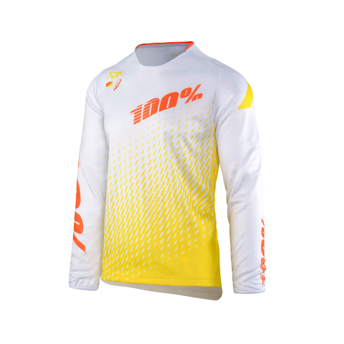 100% R-Core Supra DH LS Jersey - Maillots