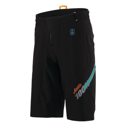 100% Airmatic Fast Times Shorts