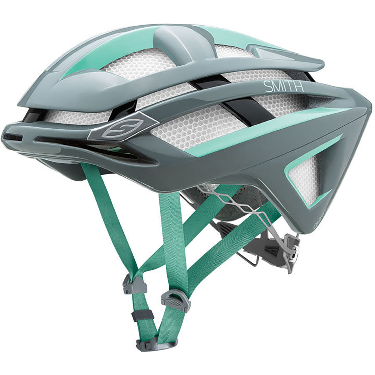 Casque Femme Smith Overtake (2016) - S 51-55cm Frost Mint Casques