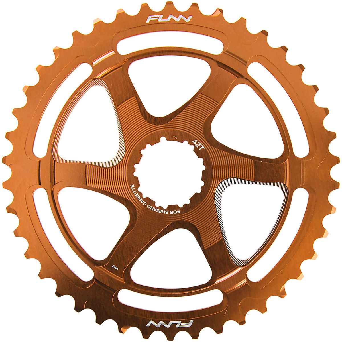 Funn Clinch Expander Sprocket - Cassettes