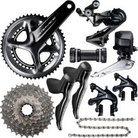 Shimano Dura Ace R9150 Di2 11 Speed Geargruppe