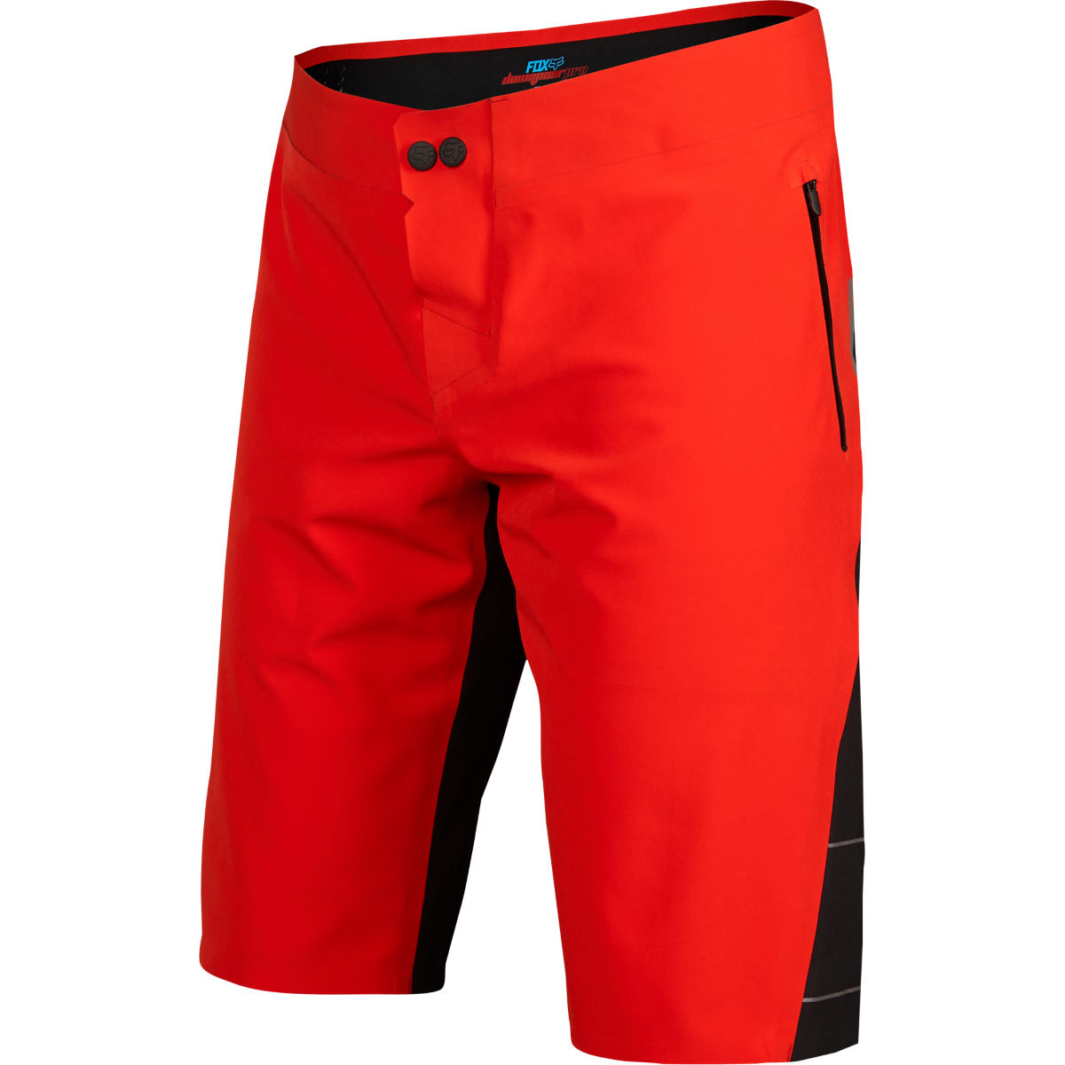 """Fox Racing Downpour Shorts - 32"""" Red - Black 