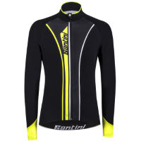 Santini Vega Aquazero Long Sleeve Thermo Jersey