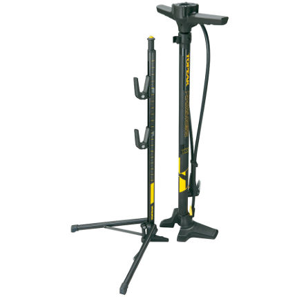 Joe Blow Max HP Track Pump Inc Stand