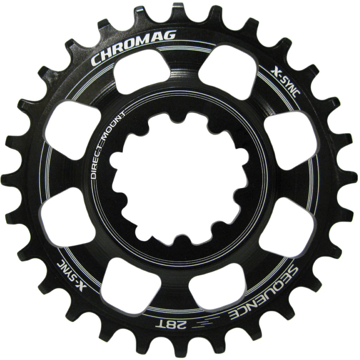 Chromag Sequence GXP Direct Mount Chainring - Platos