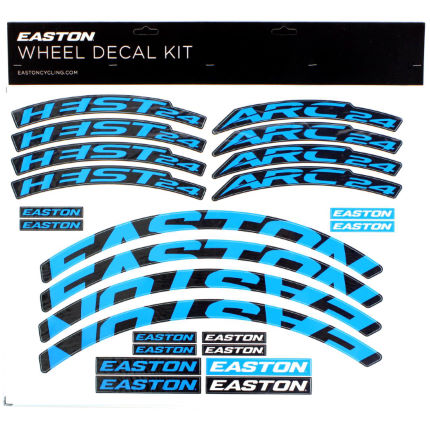 Easton Heist / Arc 24 MTB Rim Decal Kit
