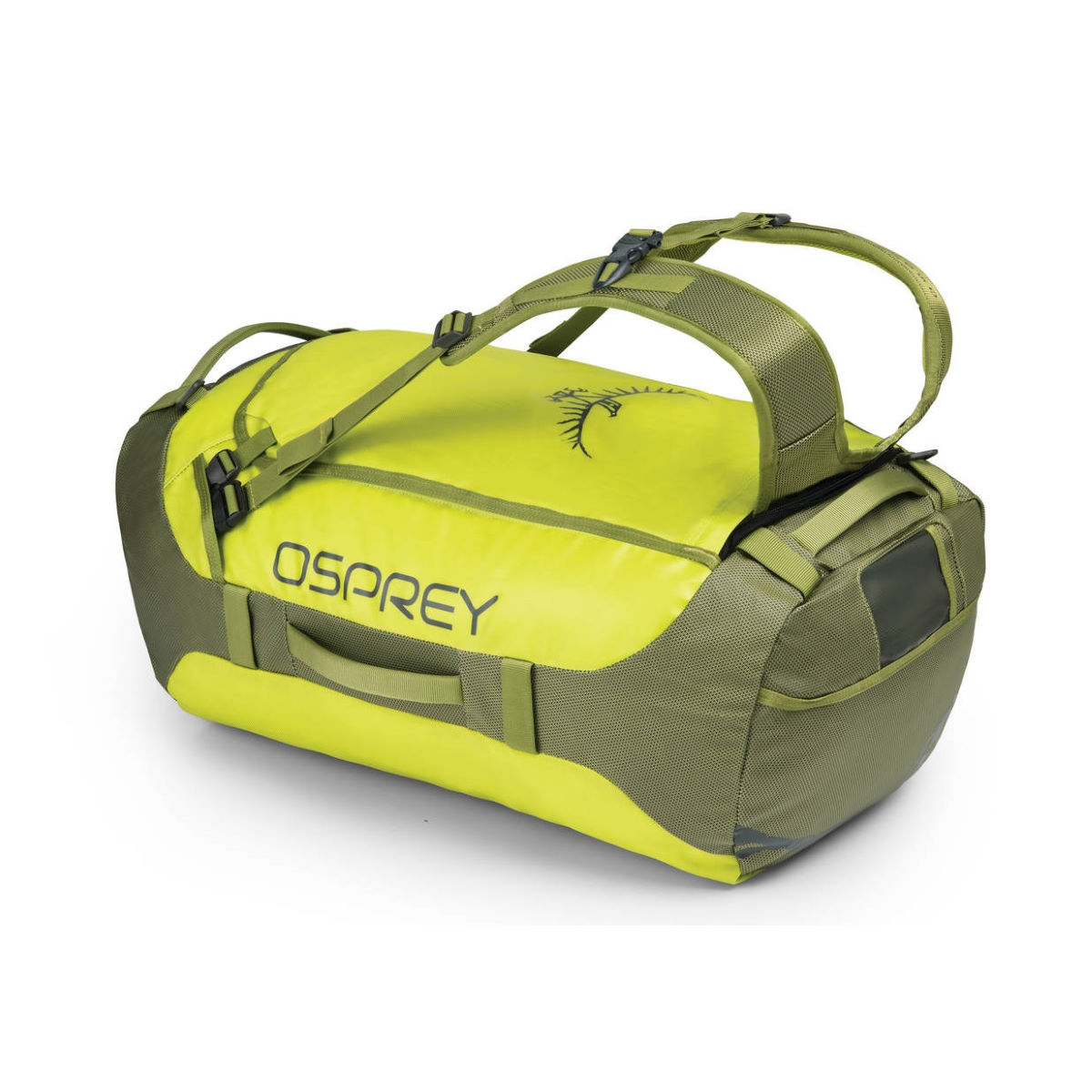 Sac Osprey Transporter 65 Holdall - Taille unique Lime