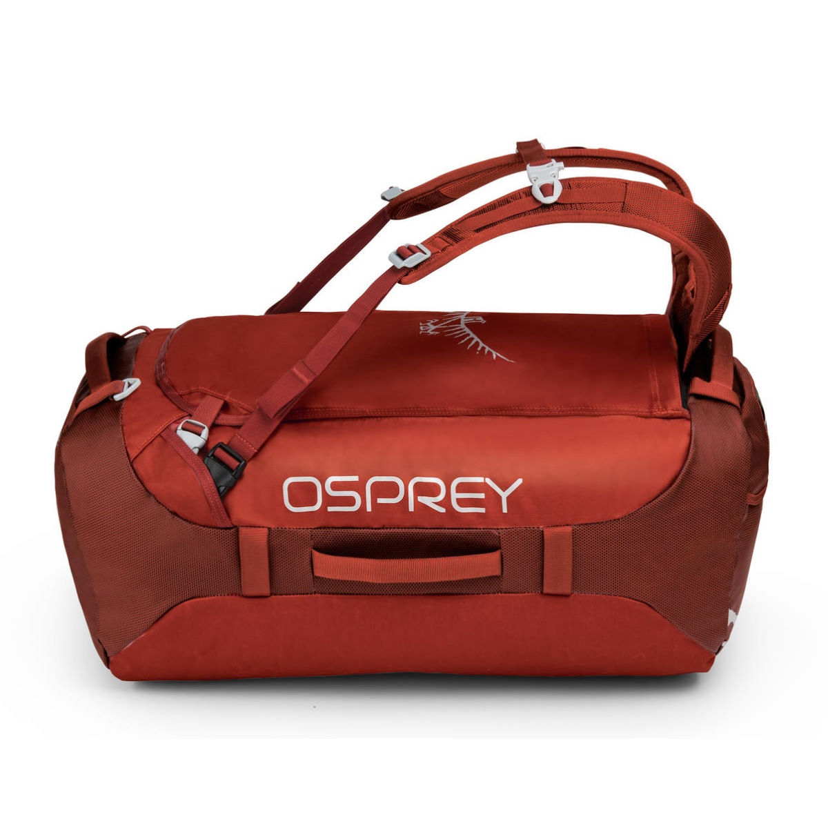 Sac Osprey Transporter 65 Holdall - Taille unique Ruffian Red